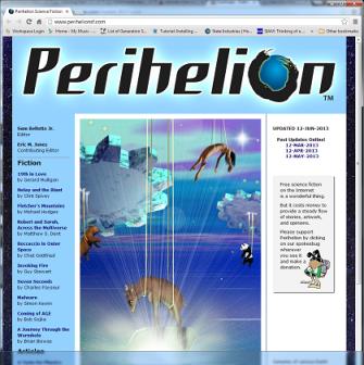 Perihelion Cover