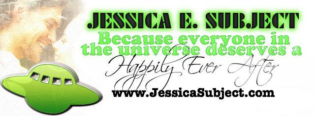 Jessica E. Subject banner